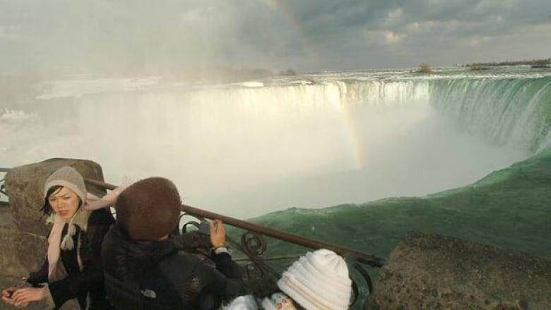 Protecting the brand: Niagara Falls debates tightrope walk