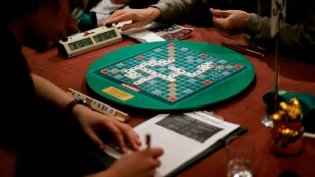 Competitive Scrabble players spend hours studying lists of words to prepare for a match.