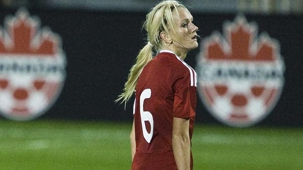 Canadian midfielder Kaylyn Kyle has become a regular starter for the Reds under coach Carolina Morace.