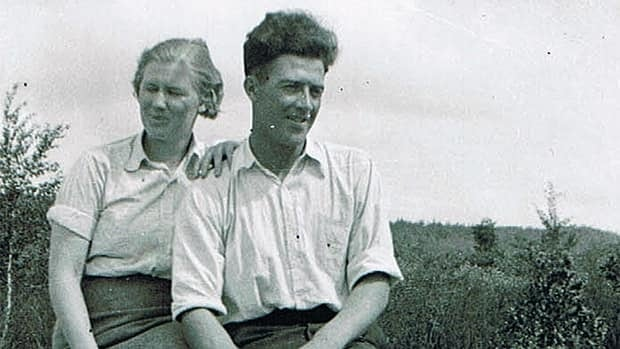 An undated photo of Petawawa, Ont. couple Muriel and Ed Charette in their younger years. The couple was married for over six decades and died just 32 days apart.