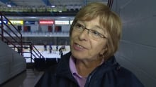 Bonnie Evans of Hockey NL