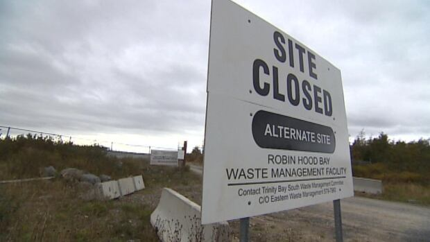 The final phase of covering what was one of the most notorious dumps in Newfoundland and Labrador has begun.