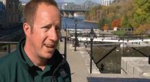 Benjamin Gales lockmaster Ottawa Rideau Canal locks