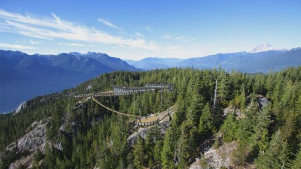 Sea to Sky Gondola project