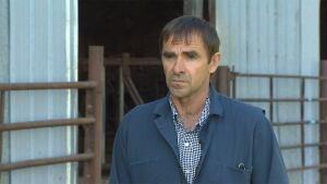 Hans Schmitt - dairy farmer