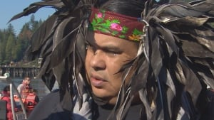 Tseil-Waututh Chief Rueben George