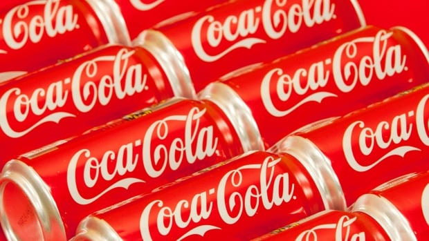 Coca-Cola reports sales of soda are flat in North America, but grew 22 per cent in India and eight per cent in China.