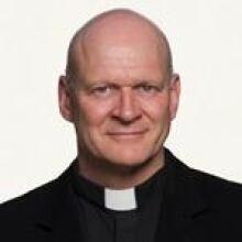 Bishop-elect Mark Hagemoen