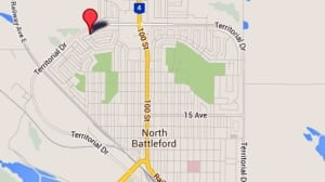 Stabbing in North Battleford