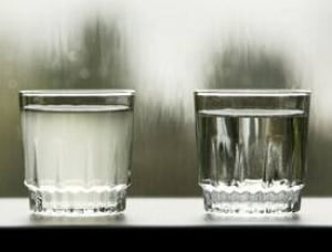 water-glasses