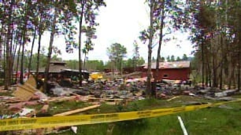 A Propane Leak Might Be At The Root Of An Explosion That