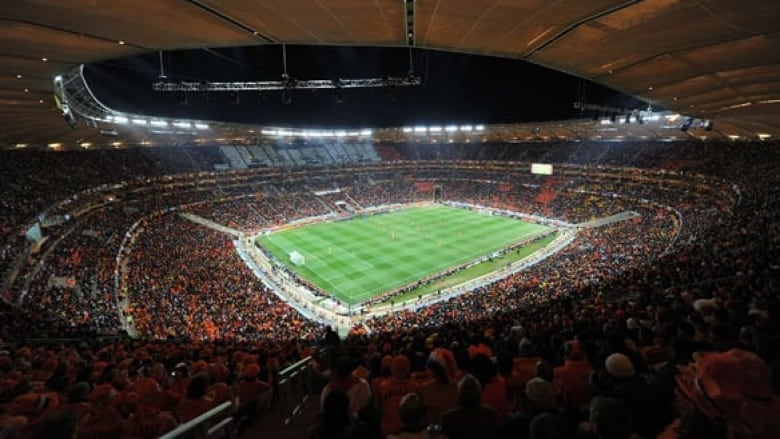 World Cup attendance 3rd-highest ever: FIFA | CBC Sports