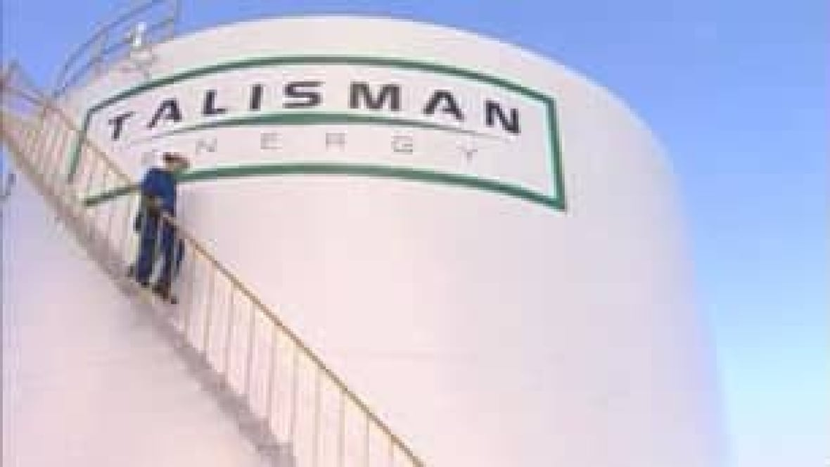 talisman energy inc the decision to