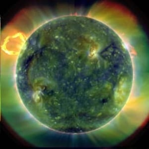 nasa-sun-false-colour