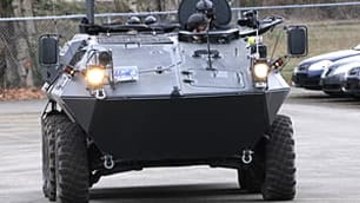 My Car North Bay >> Armoured vehicles adopted by B.C. RCMP - British Columbia ...