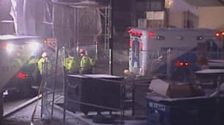 Toronto Scaffold Deaths Bring Criminal Charges