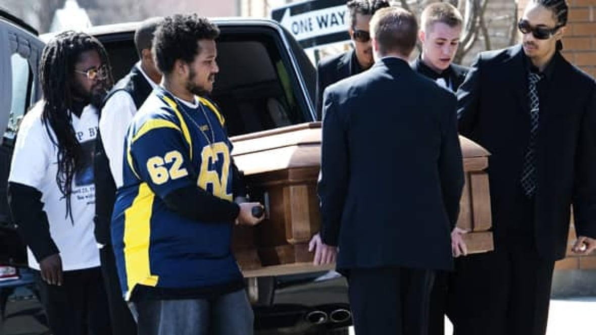 Notorious Big Funeral Pictures