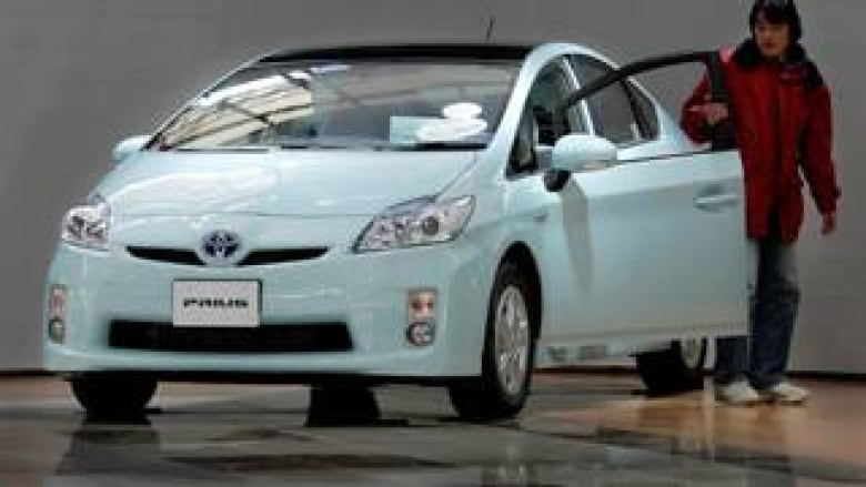 Toyota set to deal with Prius brake problem | CBC News
