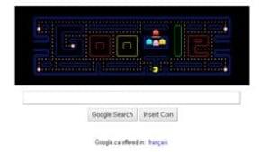tp-google-pac-man