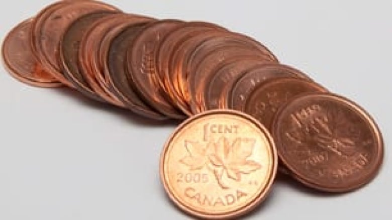 Save the penny or leave the penny?   CBC News
