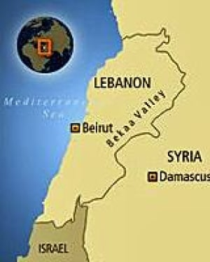 lebanon-beirut-map-160