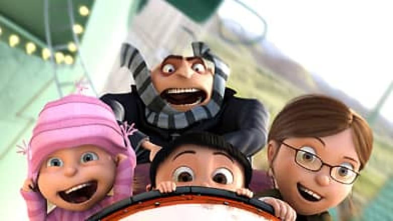 Review Despicable Me Cbc News