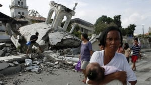 Philippines quake aftermath