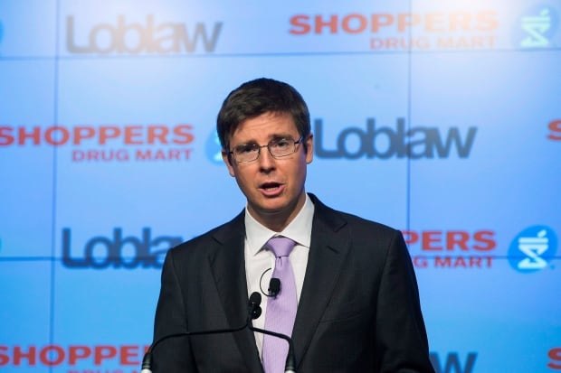 Loblaw Shoppers Purchase 20130715
