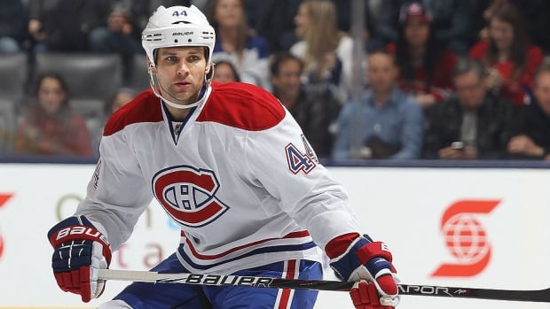 Last season, Canadiens defenceman Davis Drewiske appeared in nine regular-season games for the team, and posted seven points and a plus-3 rating in a combined 29 contests with Montreal and the Kings.