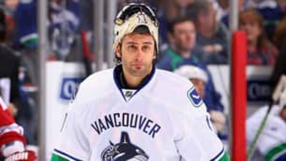 Luongo Steps Down As Captain Cbc Sports
