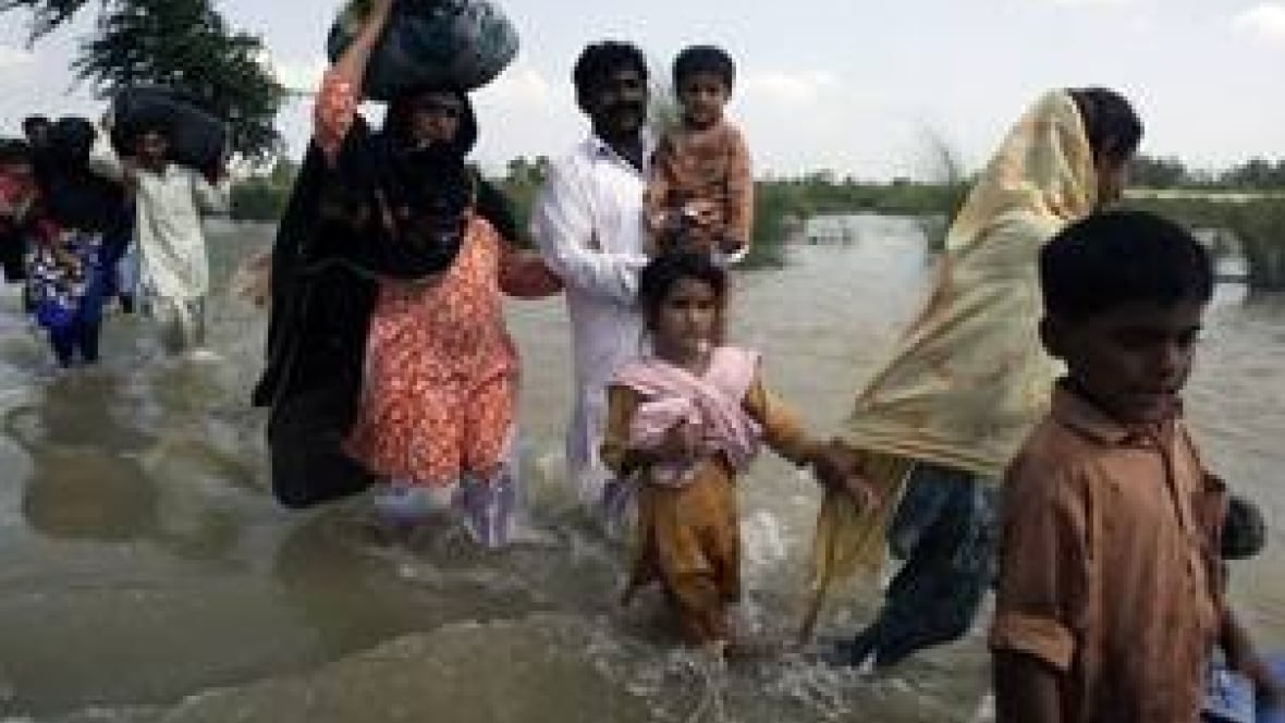 disaster management in pakistan