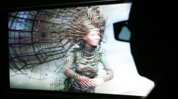 tp-3d-television