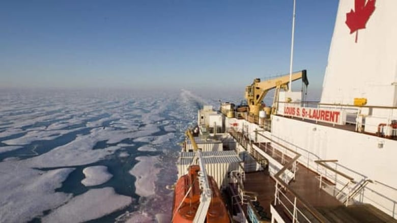 6b3418953ff Battle for the Arctic heats up | CBC News