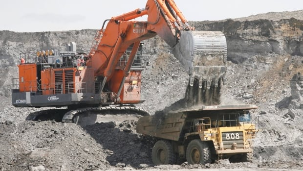 An Environment Canada study found tailings are leaching into groundwater around oilsands mining operations.