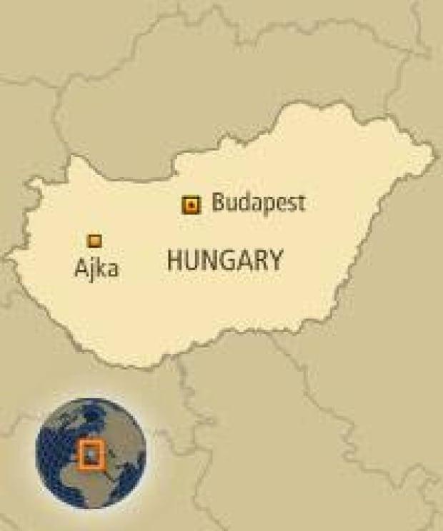 map-hungary-ajka