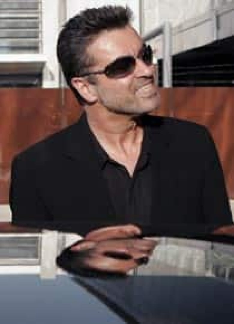 George michael gets to play wembley before anyone else