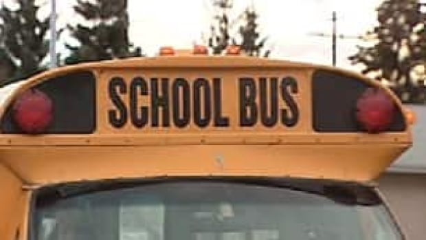 School bus cancellation sees most of students absent St. Thomas of Villanova Catholic High School.