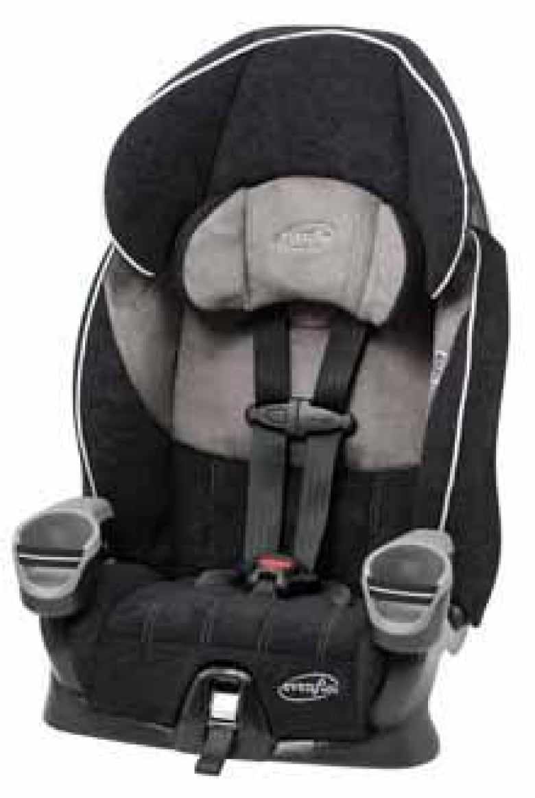 A Popular Child's Booster Seat Is Being Recalled By The