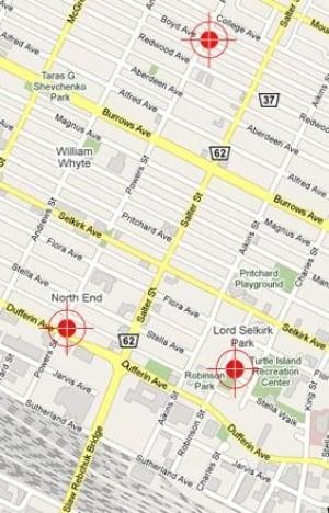 map-shootings