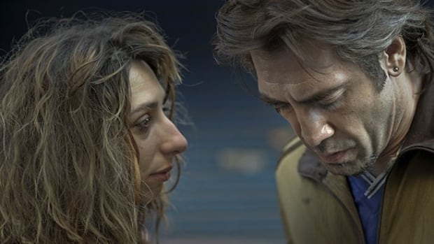 A scene from the film Biutiful.