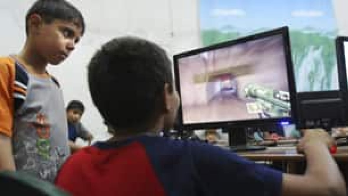 the influence of video games in