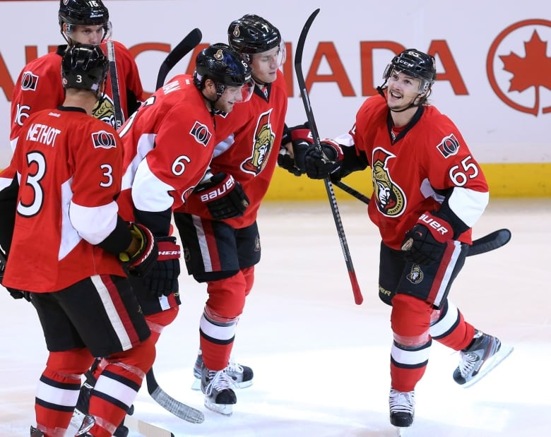 best website 16587 22091 Senators' Craig Anderson makes 40 saves in win over Devils ...