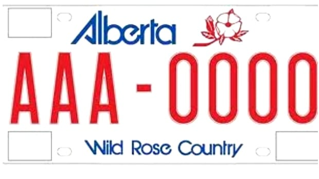 Some drivers are making fake licence plates in Calgary to fool photo radar and elude police.