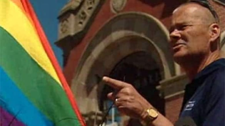 Cbc video fredericton gay pride parade