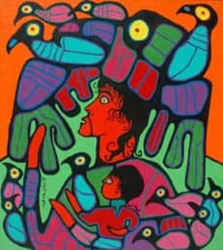 Norval Morrisseau to be honoured at Aboriginal Achievement