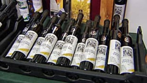 "International trade rules make wine sales from Ontario grocery stores ""more complex"" than beer sales, says a spokesperson for Finance Minister Charles Sousa"