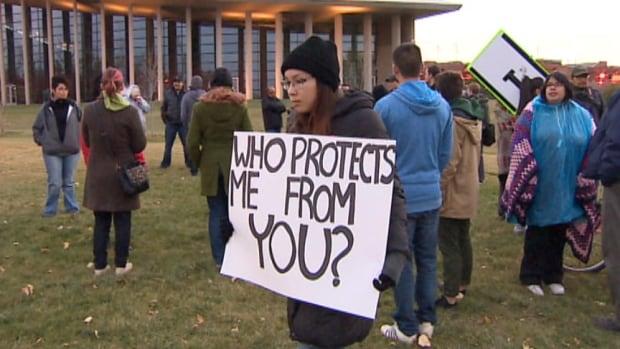 Regina Protest