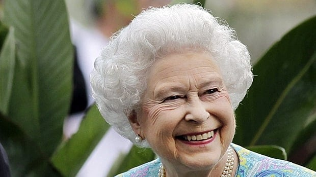 Queen Elizabeth, at the Chelsea Flower Show in London on May 24, 2010, has been in the public eye all her life.