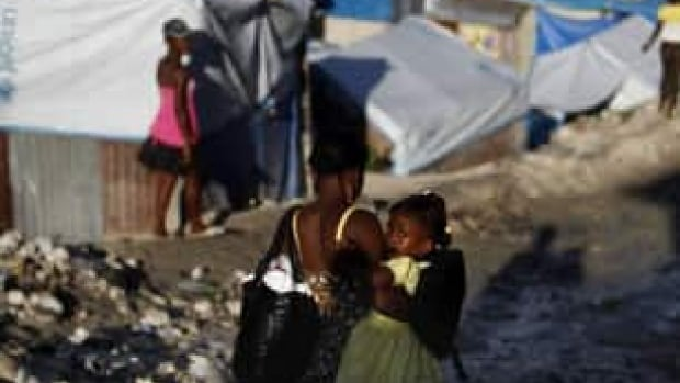 Canada has spent almost a year reviewing its aid to Haiti in the wake of a massive earthquake five years ago. It's now calling on the Caribbean country to hold elections after putting in place an interim prime minister last month.