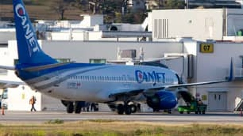 Canada Signs Caribbean Airline Agreements Cbc News